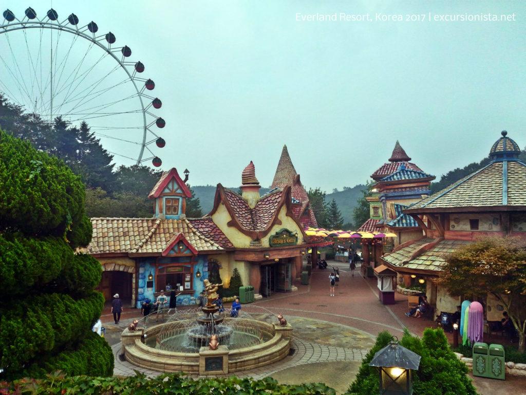 Everland Resort | South Korea | Excursionista